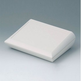 A0620107 / COMTEC 200 H, Vers. I - ABS (UL 94 HB) - off-white RAL 9002 - 200x150x62,8mm - IP 40
