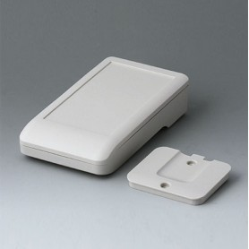 A9005217 / DATEC-COMPACT S - ASA+PC-FR (UL 94 V-0) - off-white RAL 9002 - 136x74x32mm - IP 41