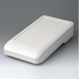 A9007117 / DATEC-COMPACT L - ASA+PC-FR (UL 94 V-0) - off-white RAL 9002 - 206x110x47mm - IP 41
