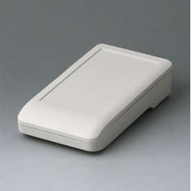 A9005107 / DATEC-COMPACT S - ASA+PC-FR (UL 94 V-0) - off-white RAL 9002 - 136x74x32mm - IP 65