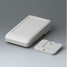A9005207 / DATEC-COMPACT S - ASA+PC-FR (UL 94 V-0) - off-white RAL 9002 - 136x74x32mm - IP 65