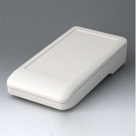 A9007107 / DATEC-COMPACT L - ASA+PC-FR (UL 94 V-0) - off-white RAL 9002 - 206x110x47mm - IP 65