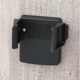 A9226339 / Elemento de suspensión de pared - ABS (UL 94 HB) - black RAL 9005