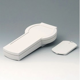 A9077107 / DATEC-CONTROL S, Vers. I - ABS (UL 94 HB) - off-white RAL 9002 - 228x117x47mm - IP 65 opt.