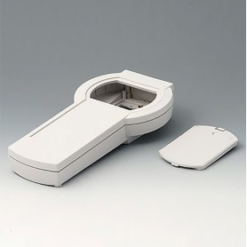 A9077207 / DATEC-CONTROL S, Vers. II - ABS (UL 94 HB) - off-white RAL 9002 - 228x117x47mm - IP 65 opt.