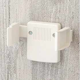 A9226127 / Elemento de suspensión de pared - ABS (UL 94 HB) - off-white RAL 9002