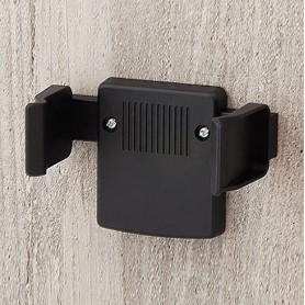 A9226129 / Elemento de suspensión de pared - ABS (UL 94 HB) - black RAL 9005