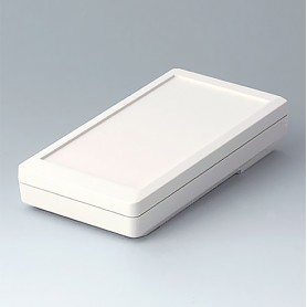 A9073117 / DATEC-MOBIL-BOX S, Vers. I - ABS (UL 94 HB) - off-white RAL 9002 - 152x83x33,5mm - IP 65 opt.