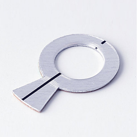 A6016019 / Estator 16 - Aluminio