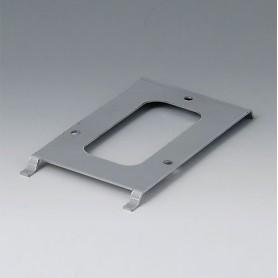 B4113147 / Elemento de suspensión de pared S - Acero - galvanized - 79x137x8mm