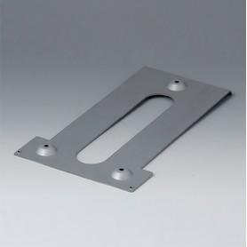 B4116147 / Elemento de suspensión de pared M - Acero - galvanized - 214x126x12mm