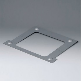 B4130147 / Elemento de suspensión de pared L - Acero - galvanized - 214x260x12mm