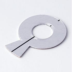 A6023019 / Estator 23 - Aluminio
