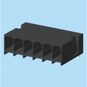 BCECH762HR-XX-P / Header for pluggable terminal block - 7.62 mm