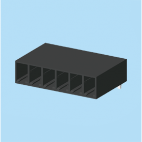 BCECH762HRR-XX-P / Header for pluggable terminal block - 7.62 mm