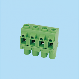 BC3ESNPLS-XX-P / Plug for pluggable terminal block - 7.62 mm