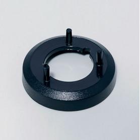A7516000 / Cubierta de tuerca 16, sin línea - ABS (UL 94 HB) - black RAL 9005