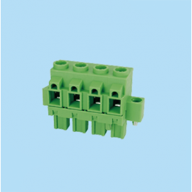 BC3ESNPLSM-XX-P / Plug for pluggable terminal block - 7.62 mm