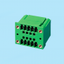 BCECHB381RM / Headers for pluggable terminal block - 3.81 mm