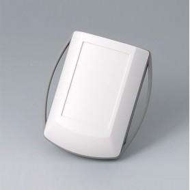 B7040227 / ERGO-CASE XS - ABS (UL 94 HB) - off-white RAL 9002 - 82x56x24mm - IP 42