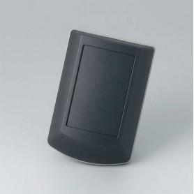 B7040239 / ERGO-CASE XS - ABS (UL 94 HB) - black RAL 9005 - 82x56x24mm - IP 42