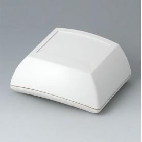 B7005107 / ERGO-CASE S, alta - ABS (UL 94 HB) - off-white RAL 9002 - 80x96x44mm - IP 54 opt.