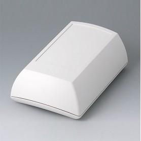 B7015207 / ERGO-CASE M, alta - ABS (UL 94 HB) - off-white RAL 9002 - 150x100x55mm - IP 54 opt.
