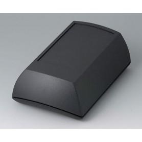 B7015209 / ERGO-CASE M, alta - ABS (UL 94 HB) - black RAL 9005 - 150x100x55mm - IP 54 opt.