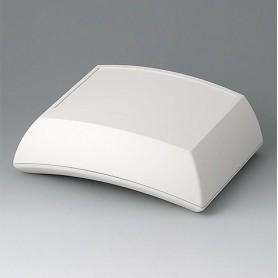 B7025207 / ERGO-CASE L, alta - ABS (UL 94 HB) - off-white RAL 9002 - 150x200x69mm - IP 54 opt.