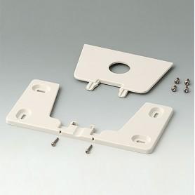 A9506117 / Elemento de suspensión de pared - ASA+PC-FR (UL 94 V-0) - off-white RAL 9002