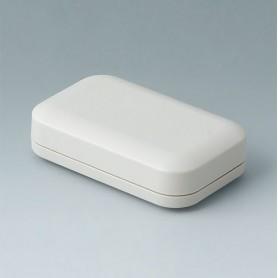 A9401107 / EVOTEC 80, Vers. I - ASA+PC-FR (UL 94 V-0) - off-white RAL 9002 - 80x50x22mm - IP 65 opt., IP 40