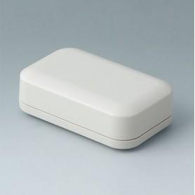 A9403107 / EVOTEC 80, Vers. I - ASA+PC-FR (UL 94 V-0) - off-white RAL 9002 - 80x50x26mm - IP 65 opt., IP 40