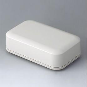 A9443107 / EVOTEC 150, Vers. I - ASA+PC-FR (UL 94 V-0) - off-white RAL 9002 - 150x93x45mm - IP 65 opt., IP 40