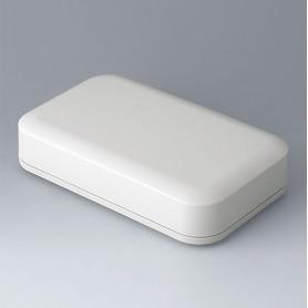 A9461107 / EVOTEC 200, Vers. I - ASA+PC-FR (UL 94 V-0) - off-white RAL 9002 - 200x124x45mm - IP 65 opt., IP 40