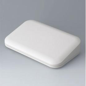 A9465107 / EVOTEC 200, Vers. II - ASA+PC-FR (UL 94 V-0) - off-white RAL 9002 - 200x124x45mm - IP 65 opt., IP 40
