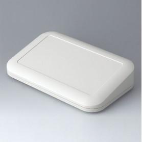 A9466107 / EVOTEC 200, Vers. III - ASA+PC-FR (UL 94 V-0) - off-white RAL 9002 - 200x124x45mm - IP 65 opt., IP 40