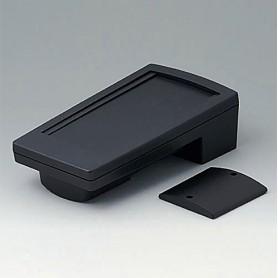 A9046109 / HAND-TERMINAL M, Vers. I - PC+ABS (UL 94 V-0) - black RAL 9005 - 220x120x65mm - IP 65 opt.