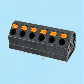 BC0141-21-XX / Screwless PCB PID terminal block - 5.08 mm