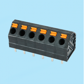 BC0141-24-XX / Screwless PCB PID terminal block - 5.08 mm