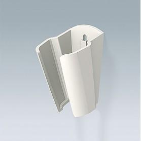 A9156307 / Agarrador - ABS (UL 94 HB) - off-white RAL 9002