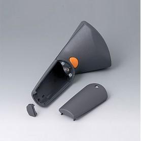 A9056208 / SENSO-CASE M - ABS (UL 94 HB) - lava - 180x86x45mm - IP 41