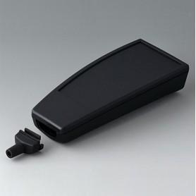 A9067329 / SMART-CASE L, Vers. III - ABS (UL 94 HB) - black RAL 9005 - 140x62,7x30,5mm - IP 65 opt., IP 40