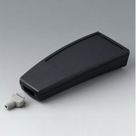 A9068129 / SMART-CASE XL, Vers. III - ABS (UL 94 HB) - black RAL 9005 - 168x74,4x35,4mm - IP 65 opt., IP 40