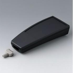 A9068149 / SMART-CASE XL, Vers. V - ABS (UL 94 HB) - black RAL 9005 - 168x74,4x35,4mm - IP 65 opt., IP 40