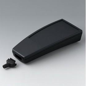 A9068349 / SMART-CASE XL, Vers. V - ABS (UL 94 HB) - black RAL 9005 - 168x74,4x35,4mm - IP 65 opt., IP 40