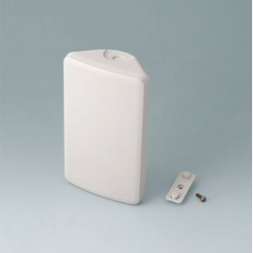 B4608107 / SMART-CONTROL S, Vers. I - ASA+PC-FR (UL 94 V-0) - off-white RAL 9002 - 142x81x46mm - IP 55 opt., IP 40