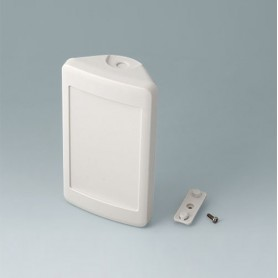 B4608207 / SMART-CONTROL S, Vers. II - ASA+PC-FR (UL 94 V-0) - off-white RAL 9002 - 142x81x46mm - IP 55 opt., IP 40