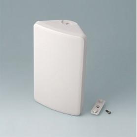 B4610107 / SMART-CONTROL M, Vers. I - ASA+PC-FR (UL 94 V-0) - off-white RAL 9002 - 173x101x59mm - IP 55 opt., IP 40