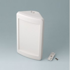 B4610207 / SMART-CONTROL M, Vers. II - ASA+PC-FR (UL 94 V-0) - off-white RAL 9002 - 173x101x59mm - IP 55 opt., IP 40