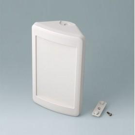 B4610207 / SMART-CONTROL M, Vers. II - ASA+PC-FR (UL 94 V-0) - off-white RAL 9002 - 173x101x59mm - IP 55 opt., IP 40